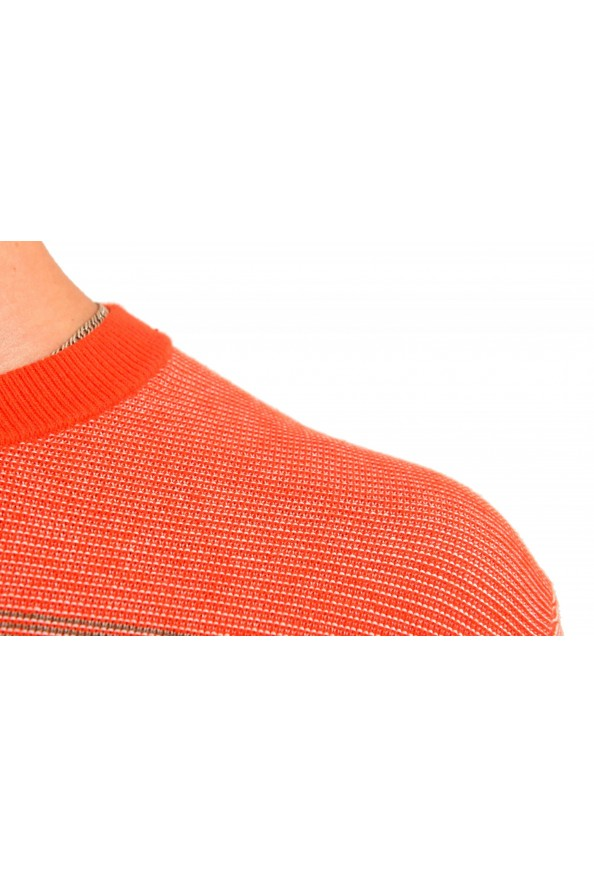 "Hugo Boss ""Kadegro"" Men's Striped Crewneck Pullover Sweater: Picture 4"