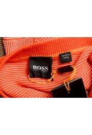 "Hugo Boss ""Kadegro"" Men's Striped Crewneck Pullover Sweater: Picture 6"