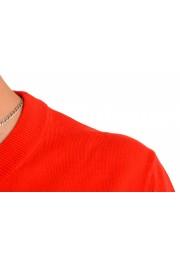 "Hugo Boss ""Pacello-L"" Men's Red V-Neck Pullover Sweater: Picture 4"