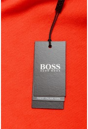 "Hugo Boss ""Pacello-L"" Men's Red V-Neck Pullover Sweater: Picture 5"