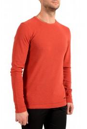 "Hugo Boss Men's ""Tempest"" Slim Fit Crewneck Long Sleeve T-Shirt: Picture 2"