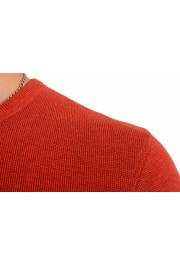 "Hugo Boss Men's ""Tempest"" Slim Fit Crewneck Long Sleeve T-Shirt: Picture 4"