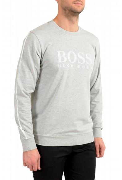 """Hugo Boss """"Authentic Sweatshirt"""" Men's Logo Print Sweatshirt Sweater: Picture 2"""