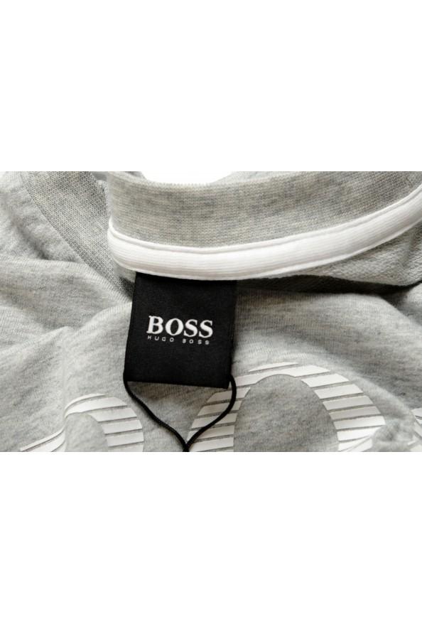 """Hugo Boss """"Authentic Sweatshirt"""" Men's Logo Print Sweatshirt Sweater: Picture 6"""