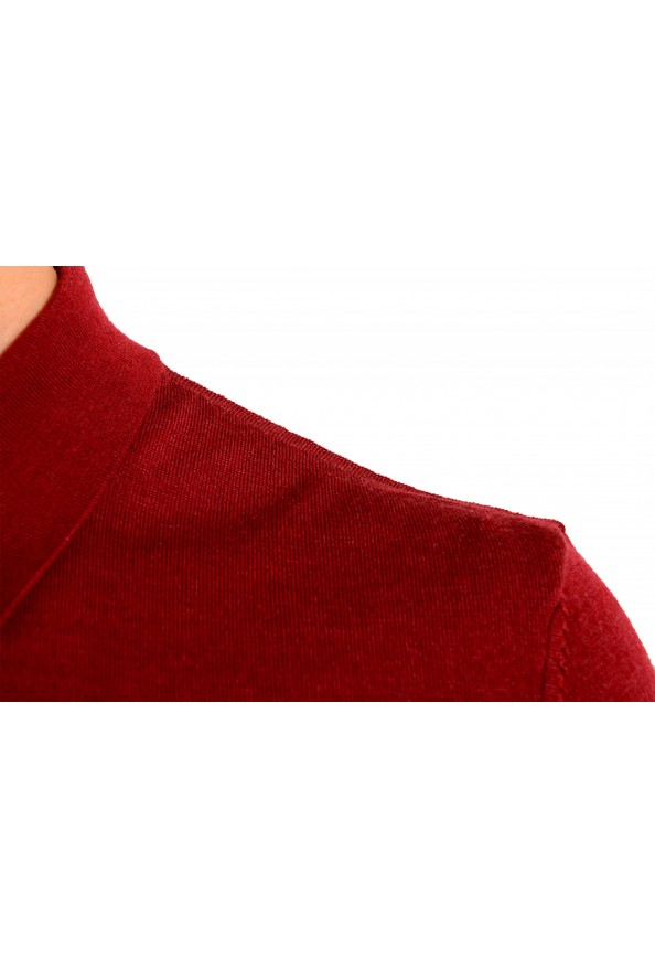 "Hugo Boss ""Dercole"" Men's Silk Wool Cardigan Pullover Sweater: Picture 4"