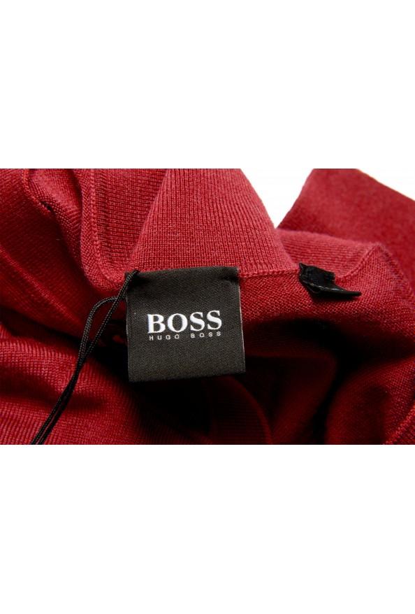 "Hugo Boss ""Dercole"" Men's Silk Wool Cardigan Pullover Sweater: Picture 6"