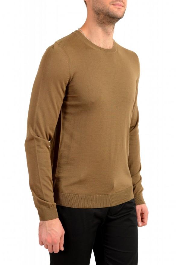 "Hugo Boss ""Leno-P"" Men's 100% Wool Crewneck Pullover Sweater: Picture 2"