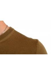 "Hugo Boss ""Leno-P"" Men's 100% Wool Crewneck Pullover Sweater: Picture 4"