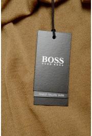 "Hugo Boss ""Leno-P"" Men's 100% Wool Crewneck Pullover Sweater: Picture 5"
