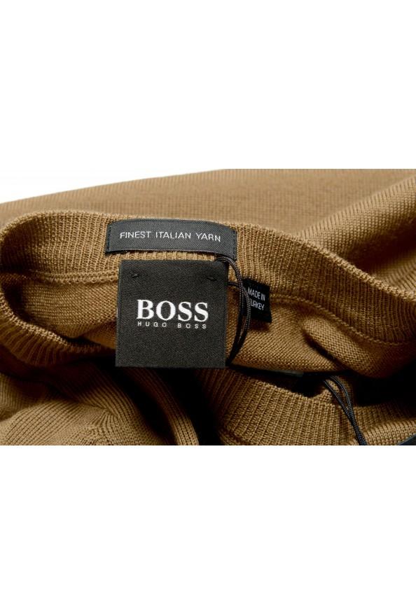 "Hugo Boss ""Leno-P"" Men's 100% Wool Crewneck Pullover Sweater: Picture 6"
