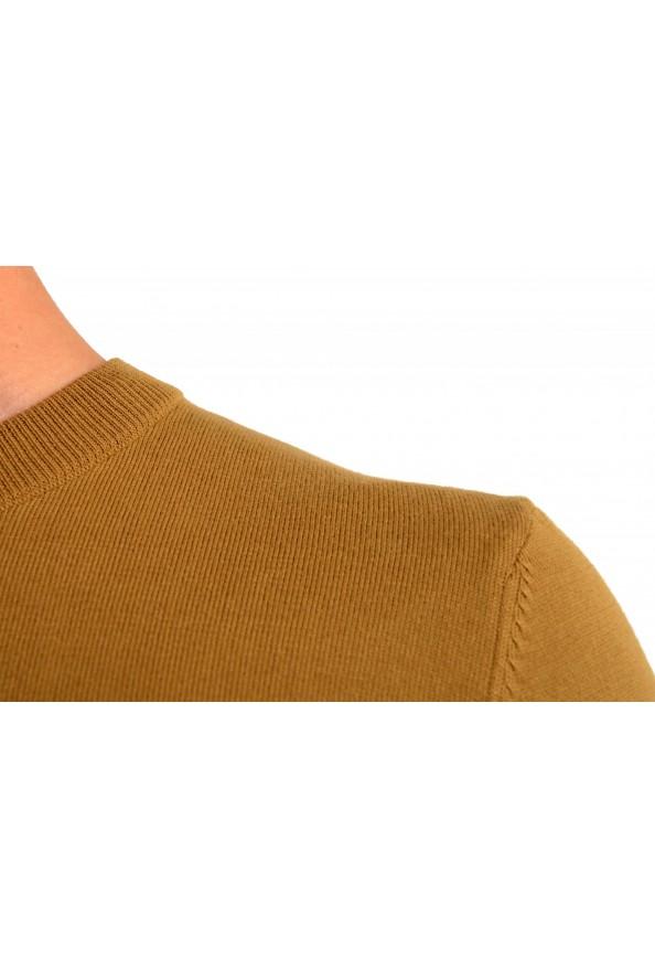 "Hugo Boss ""Pacas-L"" Men's Brown Crewneck Pullover Sweater: Picture 4"