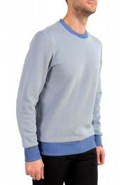 """Hugo Boss """"Stadler 53"""" Men's Blue Crewneck Sweatshirt Sweater: Picture 2"""