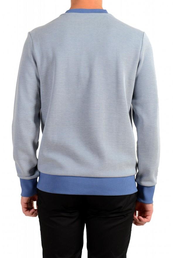 """Hugo Boss """"Stadler 53"""" Men's Blue Crewneck Sweatshirt Sweater: Picture 3"""