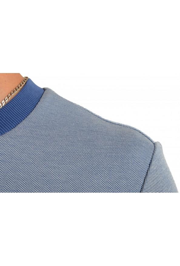"""Hugo Boss """"Stadler 53"""" Men's Blue Crewneck Sweatshirt Sweater: Picture 4"""