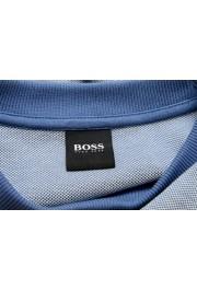 """Hugo Boss """"Stadler 53"""" Men's Blue Crewneck Sweatshirt Sweater: Picture 5"""