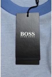 """Hugo Boss """"Stadler 53"""" Men's Blue Crewneck Sweatshirt Sweater: Picture 6"""