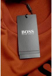 "Hugo Boss ""Stadler 50"" Men's Logo Print Sweatshirt Sweater: Picture 5"