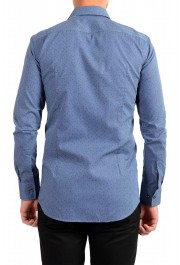 """Hugo Boss Men's """"Jenno"""" Slim Fit Geometric Print Long Sleeve Shirt: Picture 3"""