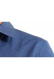 """Hugo Boss Men's """"Jenno"""" Slim Fit Geometric Print Long Sleeve Shirt: Picture 5"""