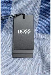 """Hugo Boss Men's """"Jenno"""" Slim Fit Geometric Print Long Sleeve Shirt: Picture 6"""