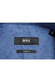 """Hugo Boss Men's """"Jenno"""" Slim Fit Geometric Print Long Sleeve Shirt: Picture 7"""