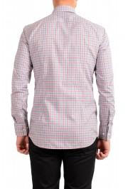 "Hugo Boss Men's ""Jason"" Slim Fit Plaid Long Sleeve Dress Shirt : Picture 3"