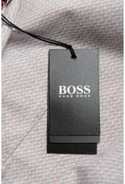 "Hugo Boss Men's ""Jango"" Slim Fit Geometric Print Dress Shirt: Picture 6"