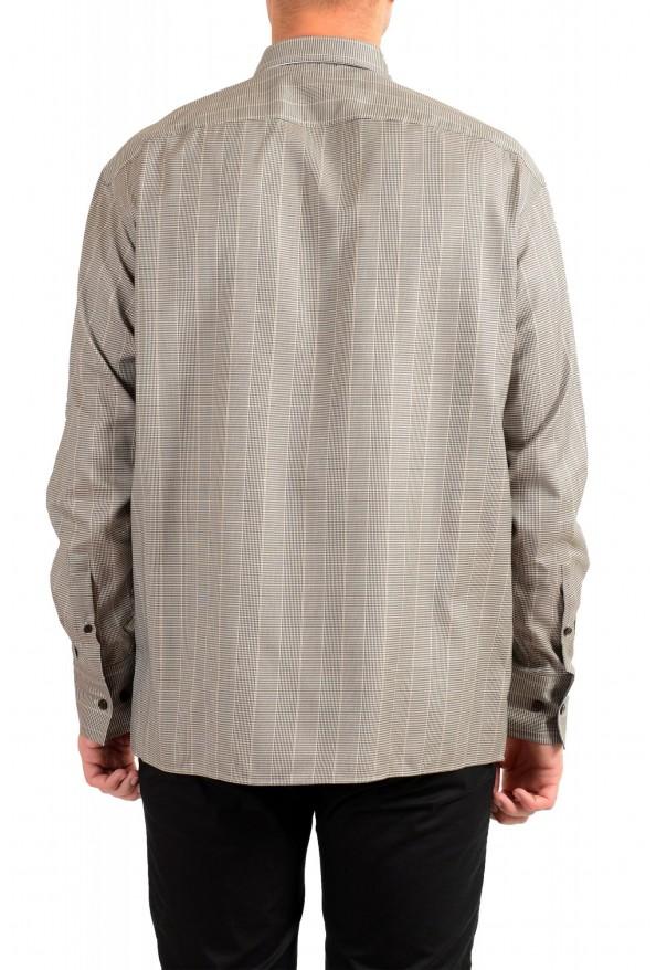 "Hugo Boss Men's ""Felton"" Relaxed Fit Plaid Dress Shirt: Picture 3"