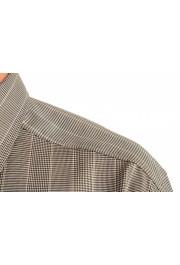 "Hugo Boss Men's ""Felton"" Relaxed Fit Plaid Dress Shirt: Picture 5"