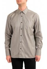 """Hugo Boss Men's """"Felton"""" Relaxed Fit Plaid Dress Shirt"""