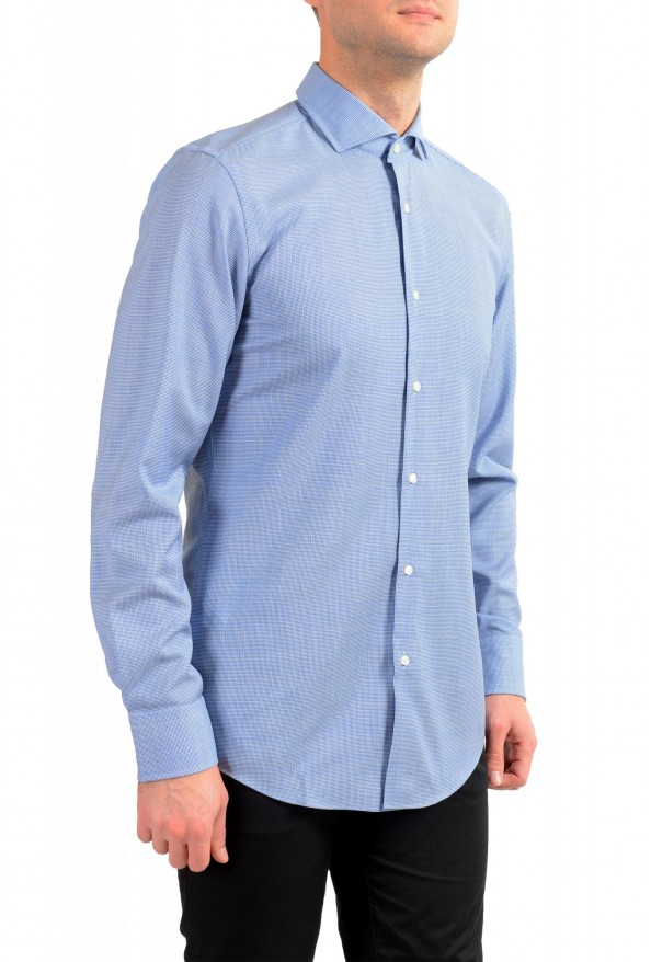 "Hugo Boss Men's ""Jason"" Slim Fit 100% Wool Dress Shirt : Picture 2"