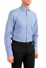 "Hugo Boss Men's ""Jason"" Slim Fit 100% Wool Dress Shirt : Picture 4"