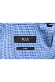 "Hugo Boss Men's ""Jason"" Slim Fit 100% Wool Dress Shirt : Picture 6"