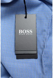"Hugo Boss Men's ""Jason"" Slim Fit 100% Wool Dress Shirt : Picture 7"