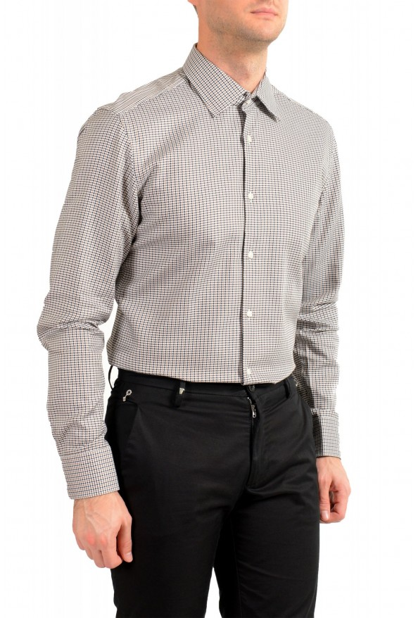 "Hugo Boss Men's ""Jango"" Slim Fit Long Sleeve Dress Shirt: Picture 4"