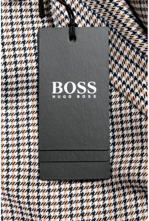 "Hugo Boss Men's ""Jango"" Slim Fit Long Sleeve Dress Shirt: Picture 6"