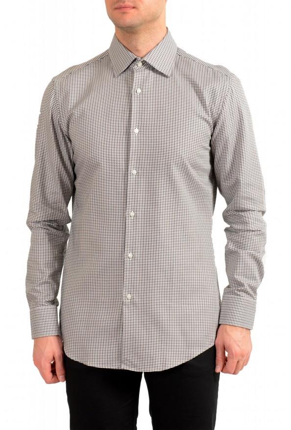 "Hugo Boss Men's ""Jango"" Slim Fit Long Sleeve Dress Shirt"