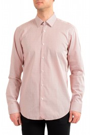 "Hugo Boss Men's ""Eliott"" Regular Fit Long Sleeve Dress Shirt"