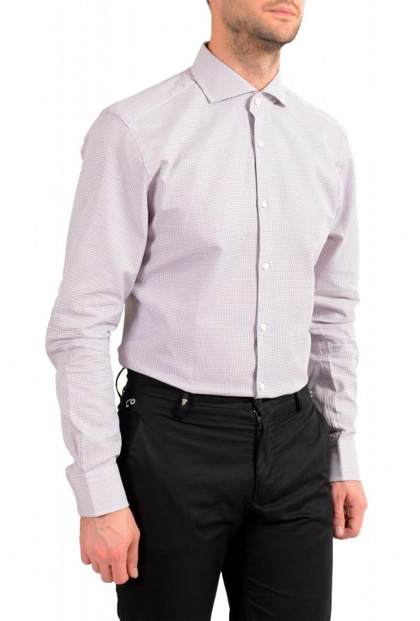 """Hugo Boss Men's """"T-Christo"""" Slim Fit Long Sleeve Dress Shirt : Picture 4"""