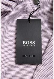 """Hugo Boss Men's """"T-Christo"""" Slim Fit Long Sleeve Dress Shirt : Picture 6"""