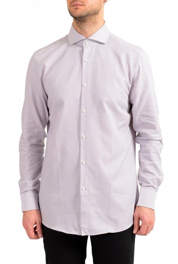 """Hugo Boss Men's """"T-Christo"""" Slim Fit Long Sleeve Dress Shirt"""