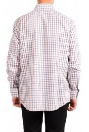 "Hugo Boss Men's ""Jason"" Slim Fit Plaid Long Sleeve Dress Shirt: Picture 3"