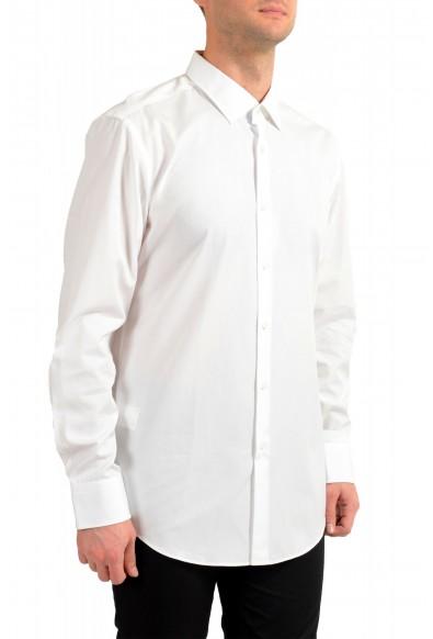 "Hugo Boss Men's ""Jesse"" Slim Fit White Long Sleeve Dress Shirt: Picture 2"