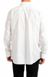 "Hugo Boss Men's ""Jesse"" Slim Fit White Long Sleeve Dress Shirt: Picture 3"