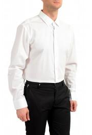 "Hugo Boss Men's ""Jesse"" Slim Fit White Long Sleeve Dress Shirt: Picture 4"