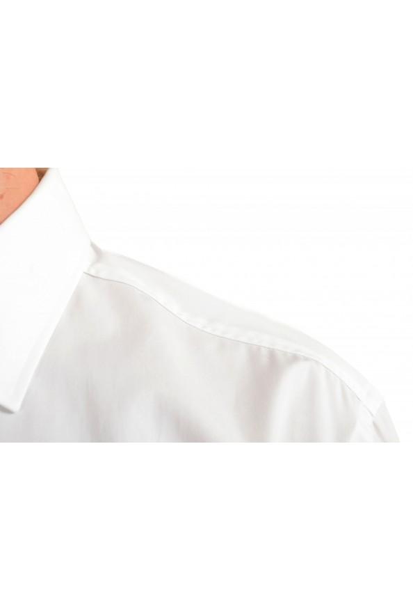 "Hugo Boss Men's ""Jesse"" Slim Fit White Long Sleeve Dress Shirt: Picture 5"