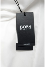 "Hugo Boss Men's ""Jesse"" Slim Fit White Long Sleeve Dress Shirt: Picture 6"