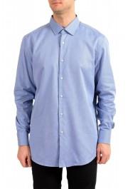 "Hugo Boss Men's ""Jesse"" Slim Fit Blue Long Sleeve Dress Shirt"