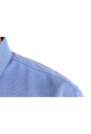 "Hugo Boss Men's ""Jesse"" Slim Fit Blue Long Sleeve Dress Shirt: Picture 5"