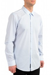 "Hugo Boss Men's ""Isko"" Slim Fit Geometric Print Dress Shirt : Picture 2"